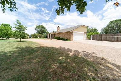 Clovis Single Family Home For Sale: 5121 N Norris