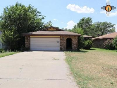 Clovis Single Family Home For Sale: 1928 Axtell