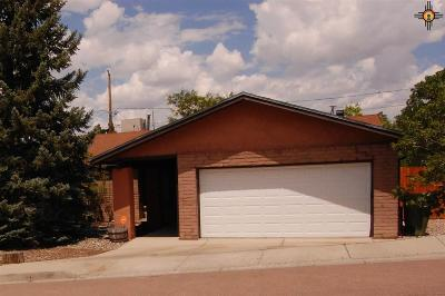Gallup Single Family Home For Sale: 1711 Boulder