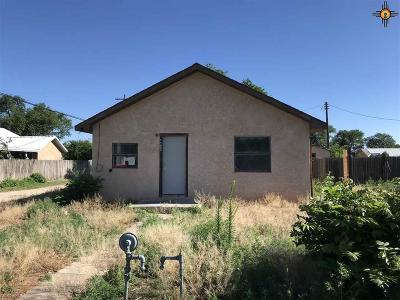Roosevelt County Single Family Home For Sale: 1112 W Ivy