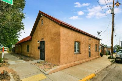 Las Vegas Single Family Home For Sale: 2100 New Mexico Avenue