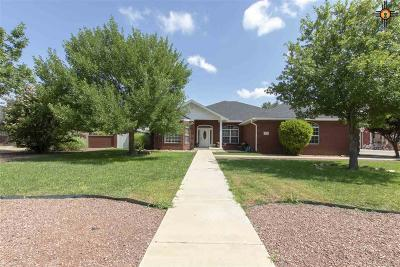 Portales Single Family Home For Sale: 309 E 17th St