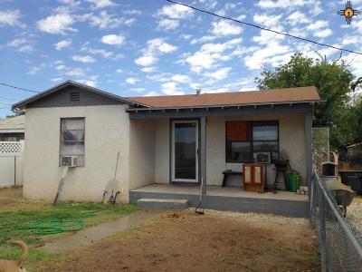 Carlsbad Single Family Home Active, U/C-Take Back Ups: 2412 W Lea St