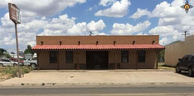 Roosevelt County Commercial For Sale: 1429 S Ave D