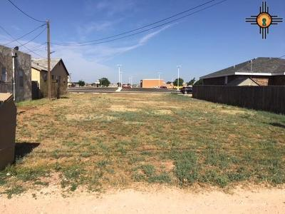Curry County Residential Lots & Land For Sale: 1305 Cameo