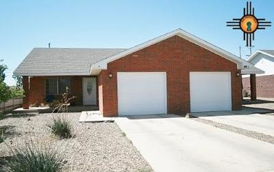 Clovis NM Multi Family Home For Sale: $213,000