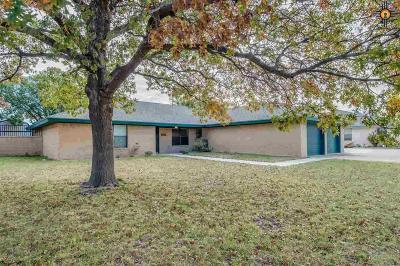 Hobbs Single Family Home For Sale: 1307 W Kiowa Dr.