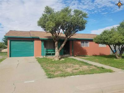 Deming NM Single Family Home For Sale: $92,500