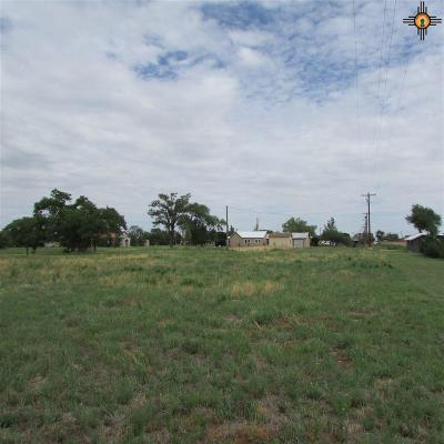 Roosevelt County Residential Lots & Land For Sale: Belmont Street