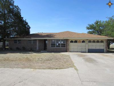 Hobbs Single Family Home For Sale: 655 E Campbell St.