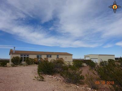 Deming Single Family Home For Sale: 10910 Hwy 549 SE