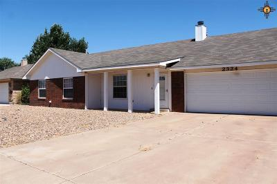 Clovis Single Family Home For Sale: 2324 Hammond
