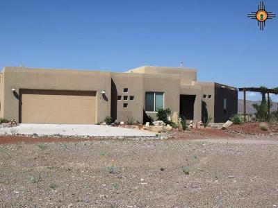 Sierra County Single Family Home Under Contract-Don't Show: 227 Mesa Grande