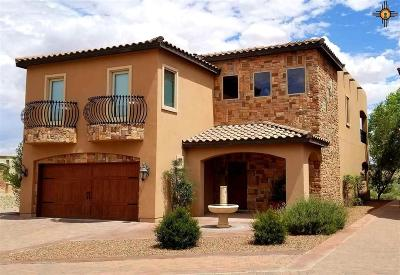 Sierra County Single Family Home For Sale: 106 La Puntas