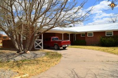 Portales Single Family Home For Sale: 201 New Mexico Dr