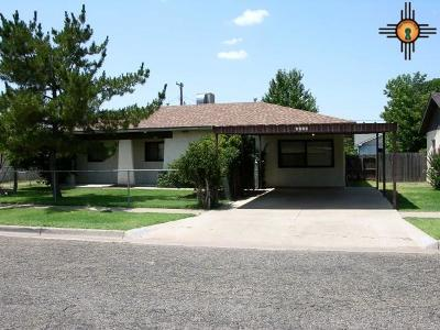 Clovis Single Family Home For Sale: 3004 La Fonda