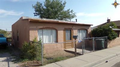 Gallup Single Family Home For Sale: 403 E Aztec Ave