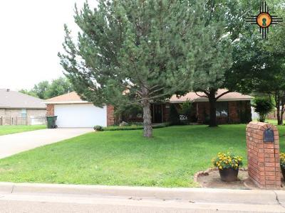 Curry County Single Family Home For Sale: 1717 Saint Andrews Dr
