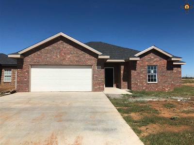Clovis Single Family Home For Sale: 100 Nonpareil Lane