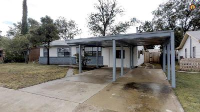 Hobbs Single Family Home For Sale: 1315 E Highland Drive