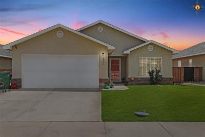 Hobbs Single Family Home For Sale: 4903 W Hardtack