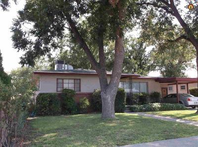 Carlsbad Single Family Home Active, U/C-Take Back Ups: 1103 Normandy Street