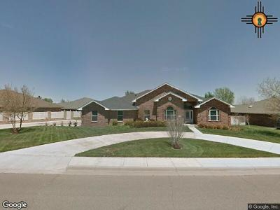 Clovis Single Family Home For Sale: 605 Wrangler