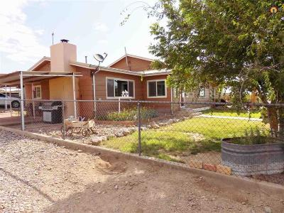 Sierra County Single Family Home For Sale: 53 Willow Springs Road