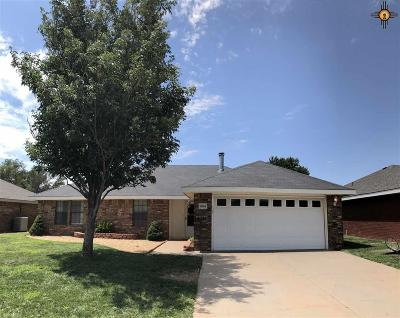 Clovis Single Family Home For Sale: 1804 Erinn Place
