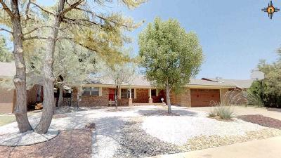 Hobbs Single Family Home For Sale: 1018 W Nambe