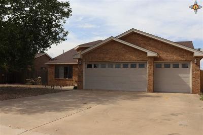 Clovis Single Family Home For Sale: 3512 Benjamin Davis