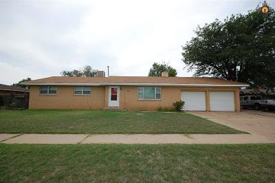 Clovis NM Single Family Home For Sale: $145,900