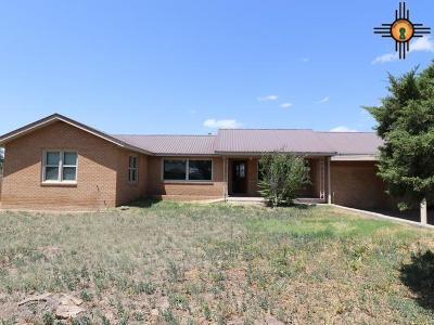 Portales Single Family Home For Sale: 188 Nm 267