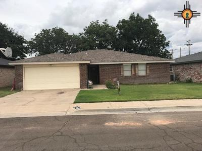Hobbs Single Family Home For Sale: 1730 Marquis