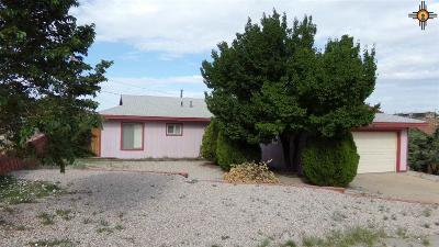 Gallup Single Family Home For Sale: 1716 Boulder Rd