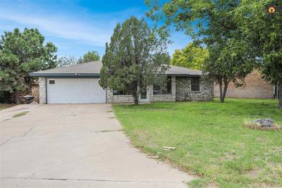 Hobbs Single Family Home For Sale: 3013 N McKinley