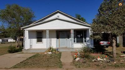 Portales NM Single Family Home For Sale: $60,000