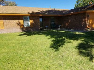 Hobbs Single Family Home For Sale: 1202 W Pueblo Avenue