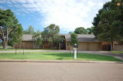 Clovis NM Single Family Home For Sale: $350,000