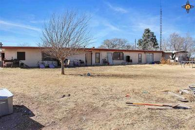 Lovington Single Family Home For Sale: 2626 W Avenue M