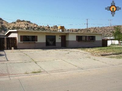 Gallup Single Family Home For Sale: 3400 Church Rock