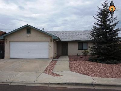 Gallup Single Family Home Active, U/C-Take Back Ups: 2804 Radosevich Dr.