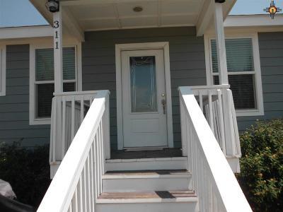 Sierra County Single Family Home For Sale: 311 Erie