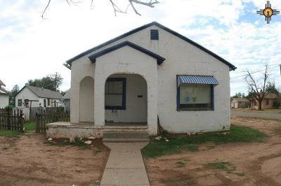 Clovis NM Multi Family Home For Sale: $43,000