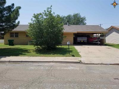 Lovington Single Family Home For Sale: 1201 N 12th St.