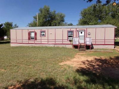 Portales Manufactured Home Under Contract-Don't Show: 352 S Rr P