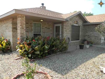 Single Family Home For Sale: 4008 Eagle Way