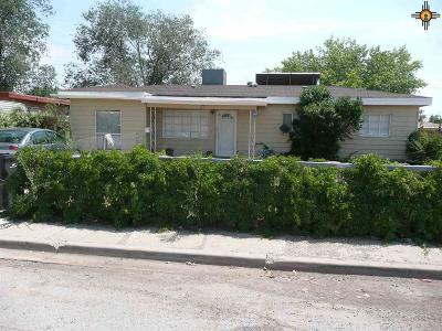Grants Single Family Home For Sale: 617 Elko Ave