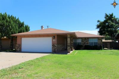 Clovis Single Family Home For Sale: 113 Summer Ct.