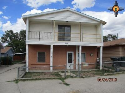 Gallup Single Family Home For Sale: 610 W Green Ave